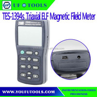 100% Brand New TES-1394s Triaxial ELF Magnetic Field Tester EMF Tester With USB Interface & 4GB SD Card