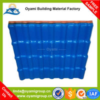 Widely used 25 years guarantee plastic roofing shingle prices for sale with any size