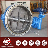 Motor Operation Triple Offset Butterfly valve PN16
