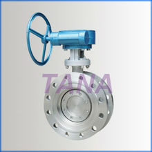 Triple Eccentric Metal Seal Butterfly Valve