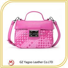 2015 Chinese factory OEM newest ladies bags