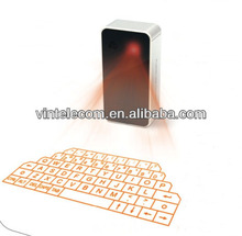 VinTelecom factory supply mini bluetooth laser keyboard - new arrival