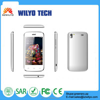 3.5 inch 3g Top 10 Mobile Phones With Metal Shell Low Price China Mobile Phone