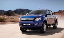 2014 FORD ALL-NEW RANGER Double Cab 2.2 4WD AT