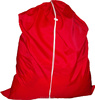 Factory Direct Promotion polyster laundry bag with PP rope
