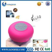 Waterproof mini Bluetooth Speaker Car Handsfree