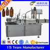 High speed Full Automatic filling and capping machine,bottle filling capping machine(shanghai factory)