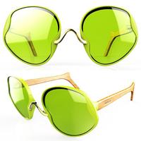 Italian Brand Name 2014 latest women sunglasses CE/FDA