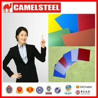 Prepainted Galvanized Steel Sheet For Construction Material