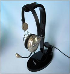 shenzhen top grade plastic single new acrylic earphone display