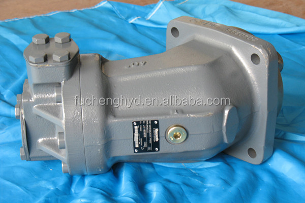 Rexroth a2fo variable axial piston pumps variable for Variable displacement hydraulic motor