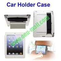 Delicate for iPad Air Leather Case Cover with Holder and Car Bandage