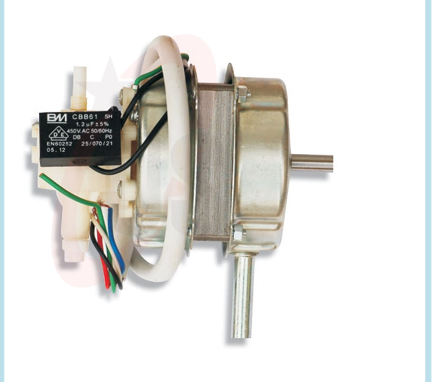 small electric fan motor for export market