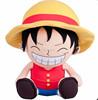 One Piece Monkey D Luffy plush toy&Luffy stuffed plush toy