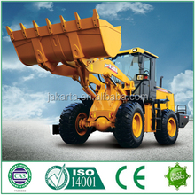 CE/EPA Engine Mini Wheel Loader with Plain Bucket Tipping Cabin for Sale