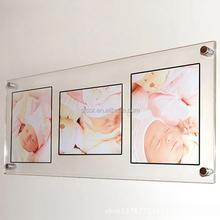 OEM and ODM acrylic photo frame backboard