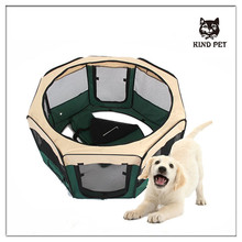 Animal Playpen Cage with Soft Sided