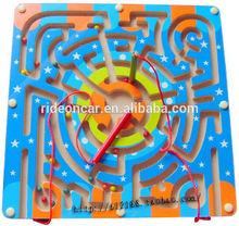 Lentes de contacto color de los ojos jugar esteras/alfombrillas toroidal laberinto de juguete