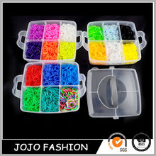 Cheap hot sale DIY kitting cheap rubber loom bands