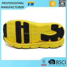 New Model Soft Outdoor China Flat Thick Soles For Footwear Eva Foam Soles Tpr Shoe Soles China
