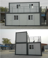 Pleasing Hour portable waterproof prefab cabin container house
