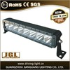 amber led offroad light bar 80W cree single row rechargeable battery operated 4x4 led light bar 5JG-LG-T680