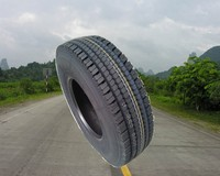TBR tyre with excellent driving and braking performance, truck and trailer used driving wheel tyres 12r22.5