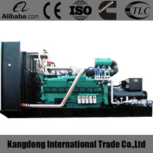 250kva soundproof type natural gas generator