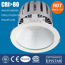 OEM/ODM LED Factory Supply! Adjustable led embedded ceiling lights