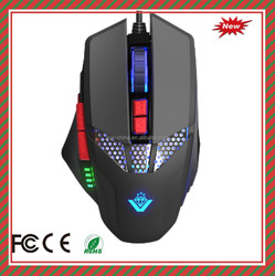 8D keys setting function optical Professional Gaming Mouse