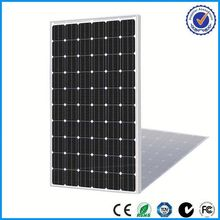 low price and MOQ 5w to 300w thin film solar panel