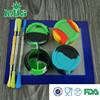 Customized Non-Stick Silicone Baking Mat Set Food grade silicone Bakeware Mat Nice