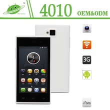 Alibaba manufacturers 4.0 inch Android 4.4 800*480 IPS screen made in china 3g mobile phone