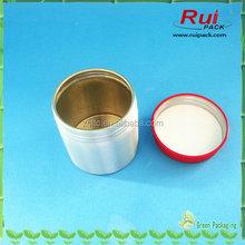 100ml aluminum cans wholesale , aluminum fod container with aluminum lid , aluminum jar for spice