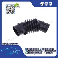 Rubber air hose engine air intake hose for Daewoo