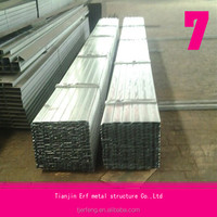 tianjin cold bend c channel steel dimensions/purlin/section