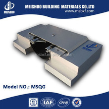 Anodised Aluminum Wall Expansion Joint Board For Building Protection