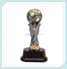 5'' Resin Soccer Sports Trophy Souvenir Cup