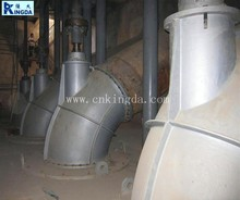 axial flow pump