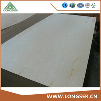 18mm cheap WBP glue laminated birch plywood board for sale