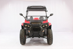 Two seater mini utility vehicles 200cc side by side UTV