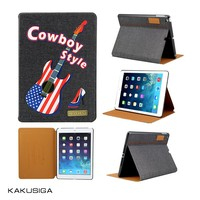 H&H hot sale blue jean for ipad mini 2 cover case/highest price of jeans case for ipad mini