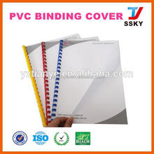 hard binding cover student hard cover for binding plastic