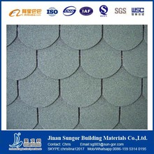 Lightweight Roof Material Asphalt Shingle Direct from China Manufacturer