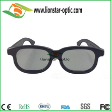Classic Style virtual reality glasses pc with Plastic Frame