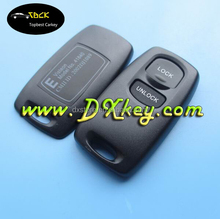 Hot sells for mazda 6 2 button car remote key (315 mhz)