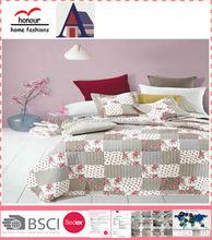 patchwork quilt bedding set