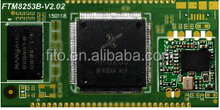 Audio Wireless Amplifier Linux Action Micro Wireless Micro AM8253,Wireless Audio Module