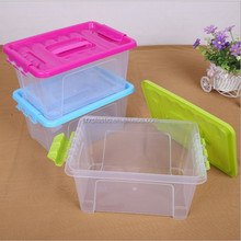 custom high quality heavy duty plastic storgae bin/high quality promotional plastic heavy duty storage bin maker in shenzhen