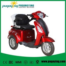 2015 new style zhejiang supplier EEC electrical Tricycle